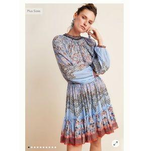 Anthropologie Juliana Mini Dress
